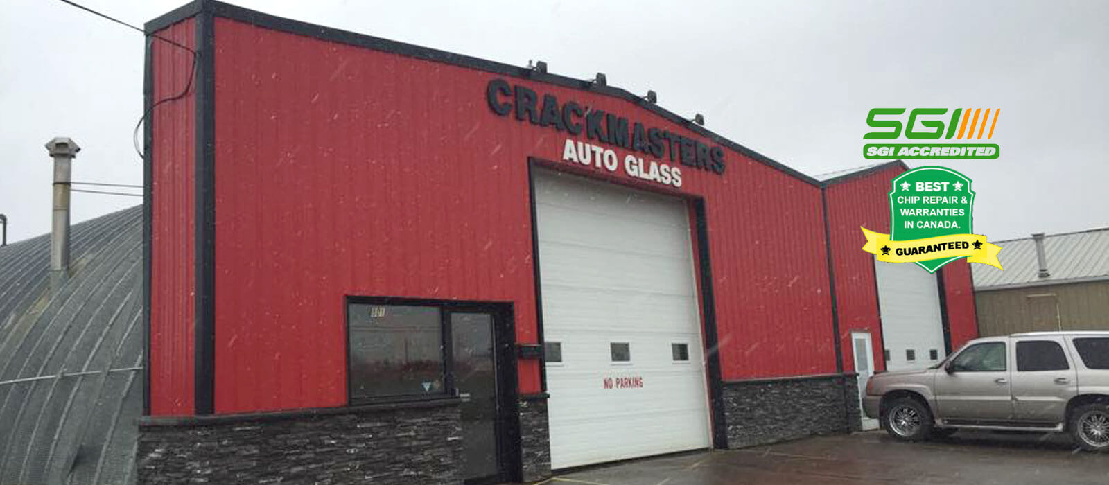 Crackmasters Auto Glass